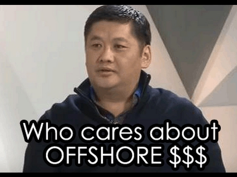 Mongolian MP Narankhuu (a Democrat): Who cares about offshore money [ENG SUBTITLE]
