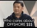 Mongolian MP Narankhuu (a Democrat): Who cares about offshore money [ENG SUBTITLE]
