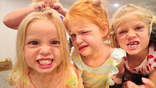Adley and Friends HIDE N SEEK! Playing a New Game with Mystery Guests!!