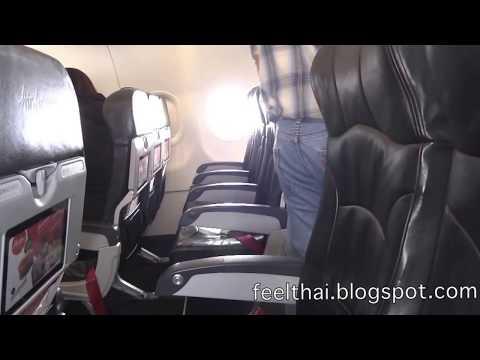 รีวิวที่นั่งส่วนหางในเครื่องบิน