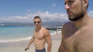 Секреты острова Gili Travangan...