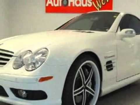 2004 mercedes benz sl class sl55 2dr roadster 5 5l amg for Mercedes benz lake forest