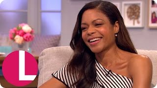 Oscar Nominee Naomie Harris Was Apprehensive About Appearing in Moonlight | Lorraine