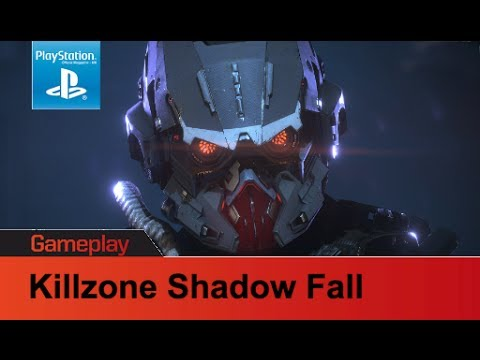 Four ways to approach combat in Killzone: Shadow Fall