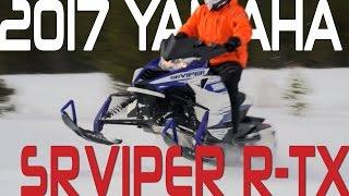 STV 2017 Yamaha SR Viper R-TX