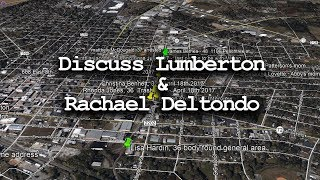Discuss Lumberton & Rachael Deltondo