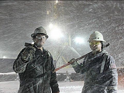 It's Fu*@#ing Cold! Williston, ND.wmv