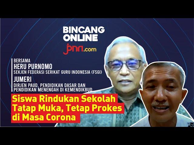PTM di Masa PPKM, Tetap Sehat dengan Prokes Ketat - JPNN.com
