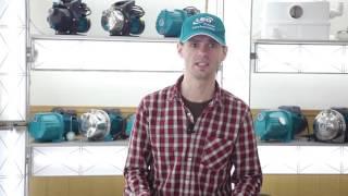 видео Поверхностные самовсасывающие насосы для воды: вихревые и центробежные, принцип работы