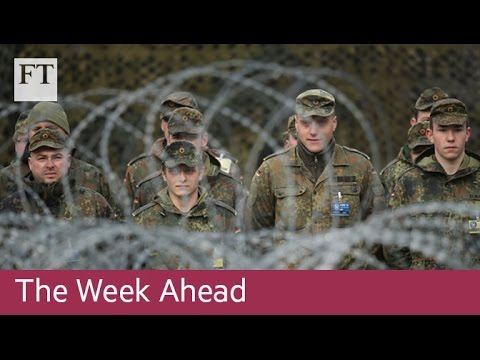 Nato meeting, Europe tourism | The Week Ahead