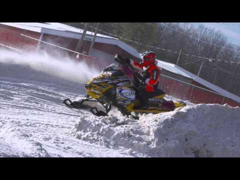Plattsburgh - Clinton County Fairgrounds - East Coast Snocross 2016