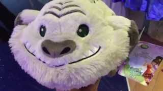 """TINKER BELL and the Legend of the Neverbeast """"GRUFF"""" Stuffed Plush Animal Toy / Toy Review"""