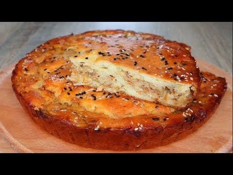 Лучшее Тесто для Заливных Пирогов!!! БЕЗ ПРЕУВЕЛИЧЕНИЯ!!! The Best Dough For Jellied Pies!