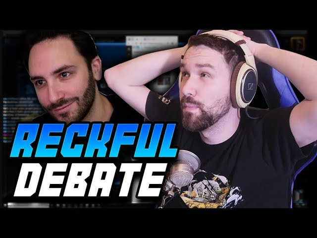 i-will-need-to-utilise-a-firearm-on-my-head-debate-ft-reckful