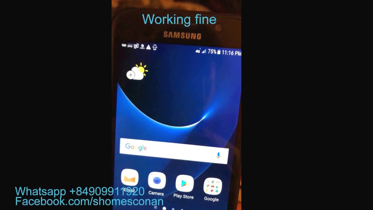Repair imei Samsung Galaxy S7 Active G891A AT&T by Android Protection