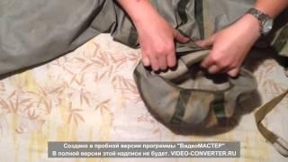 видео Защитный костюм Л-1