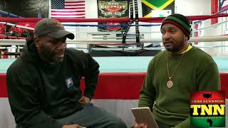 Tribe News Now: Pt-1 Prof. Heavyweight Boxer Solomon Maye