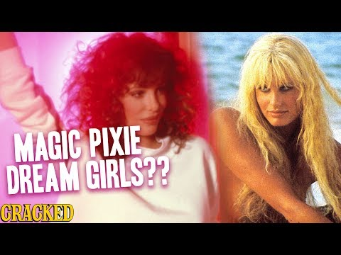 Why Magic Pixie Dream Girl Movies Are Uncomfortably Dark (Splash, Weird Science)