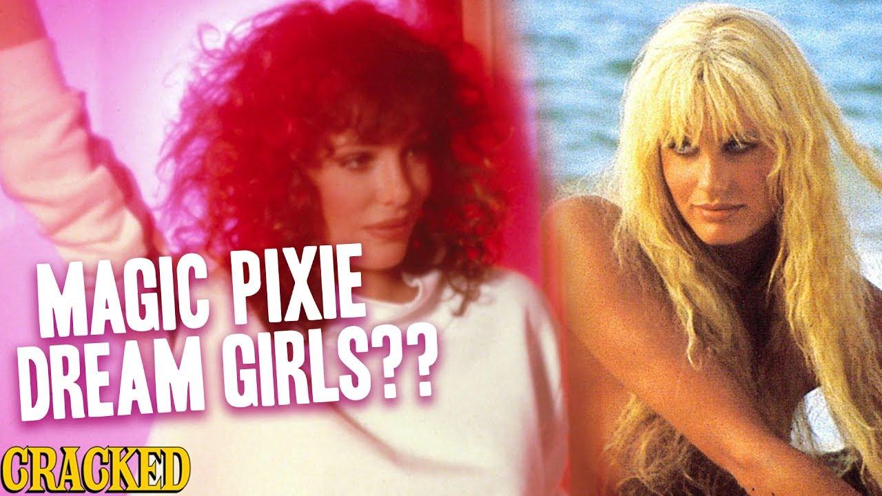 Why Magic Pixie Dream Girl Movies Are Uncomfortably Dark (Splash ...