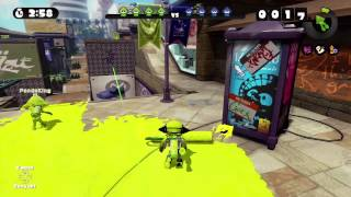 Splatoon - Online Turf War 3