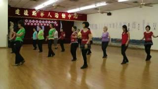 A Love Worth Waiting 4 -Line Dance (Demo & Teach)