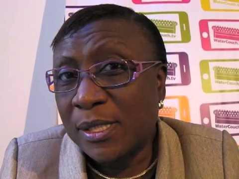 Ms Akoko Gazard, Minister of Health, Benin