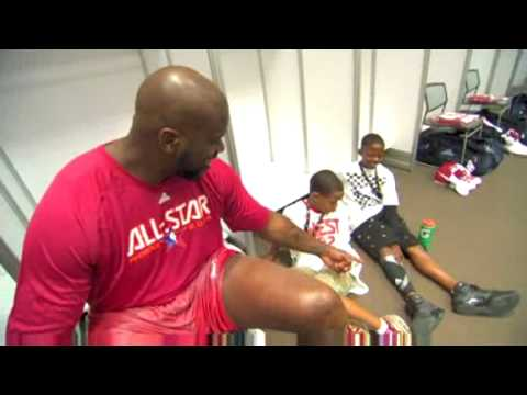 Behind the Scenes of the 2009 NBA All-Star weekend