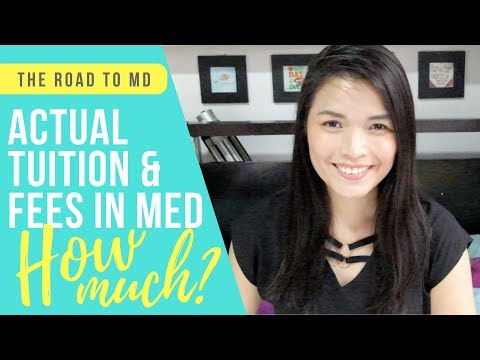 How Much Does It Cost To Study Medicine In The Philippines? (ACTUAL TUITION & FEES) // DokAURA