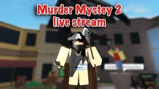 Roblox Murder Mystery 2 transmisión en vivo