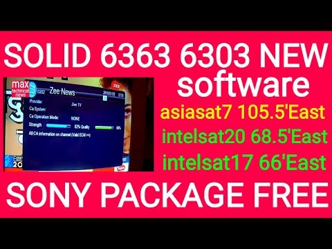 solid 6363 6303 new software 23-1-2019