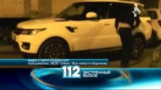 В Воронеже угонщик пробрался через форточку авто