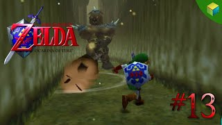 THE LEGEND OF ZELDA - OCARINA OF TIME(ANDROID) #13