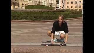 CTV.BY: Уроки для начинающих скейтеров от скейтбордиста Максима Левданского