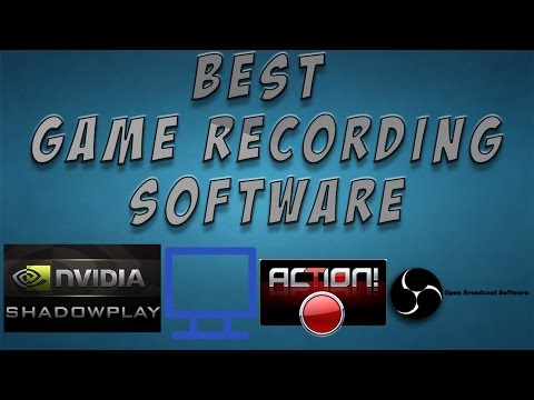 Best Screen Recording Software PC 2016
