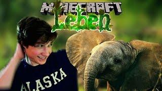 Minecraft LEBEN #7 - Ralf der Elefant!