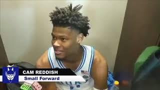 NCAA Round 1: Cam Reddish