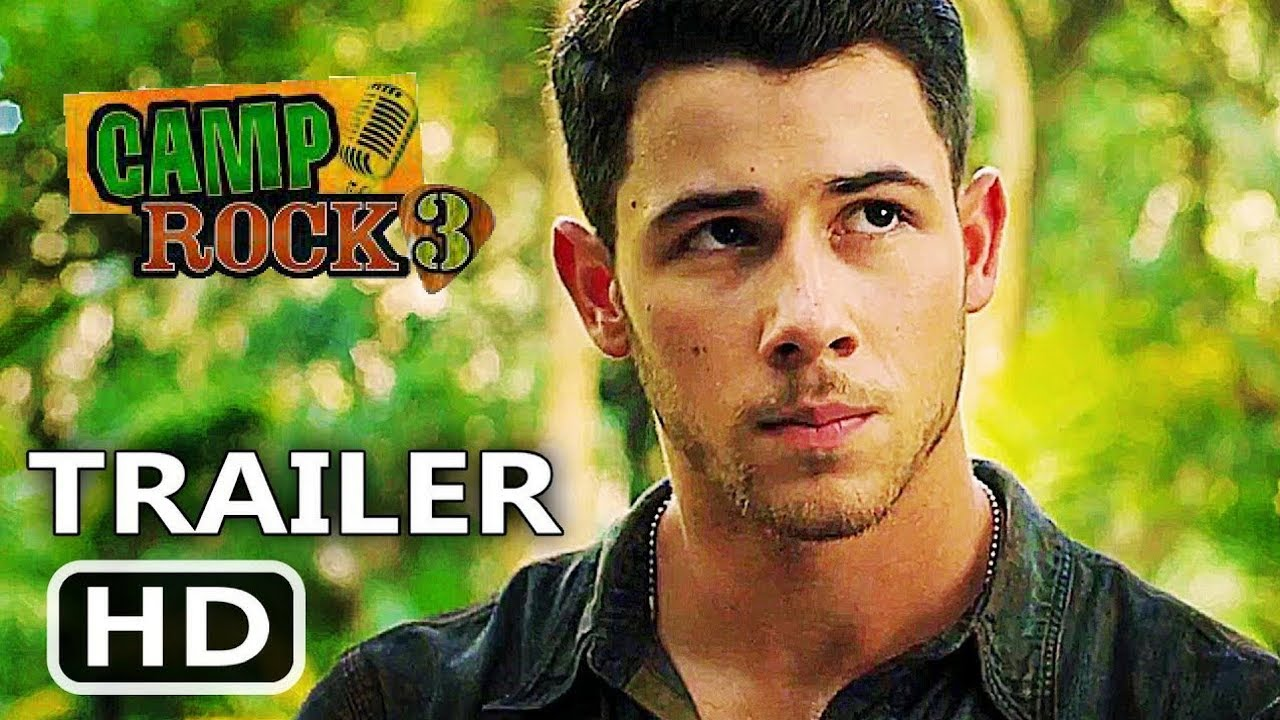 Camp Rock 3 One Last Stand 2020 Official Trailer Hd Demi Lovato Nick Jonas Joe Jonas Youtube