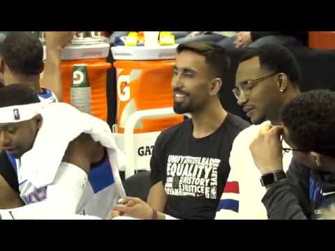 OKC Blue Forward Amjyot Singh's Journey From India (Thunder Feature)