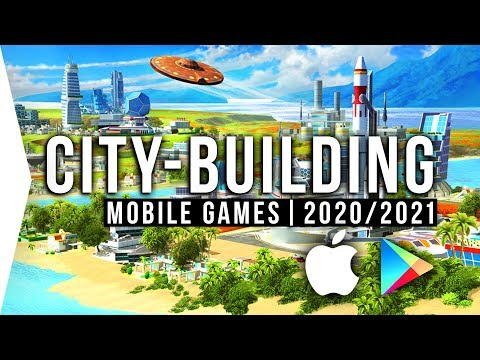 10 Free City-building Games To Play In 2020 & 2021 For Mobile Android & IOS ► Phone Sim City-builder