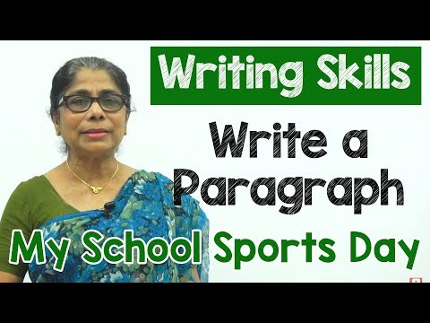 annual sports day report by principal