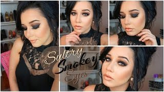 Sultry, Smokey Eyes | Valentine's Day GRWM