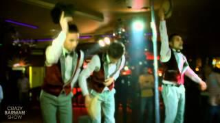 Шоу барменов -от CRAZY BARMAN SHOW 2014 бармен шоу(Презентация нового шоу барменов от команды Crazy Barman Show в стиле ВЕЛИКИЙ ГЭТСБИ!!! Шоу барменов от Crazy Barman Show..., 2013-12-26T09:58:09.000Z)