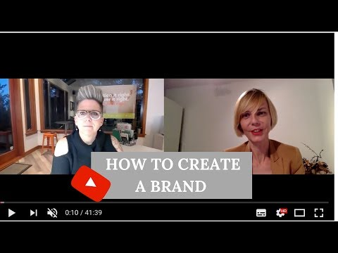 How to Create a Brand - Interview Isabelle Mercier