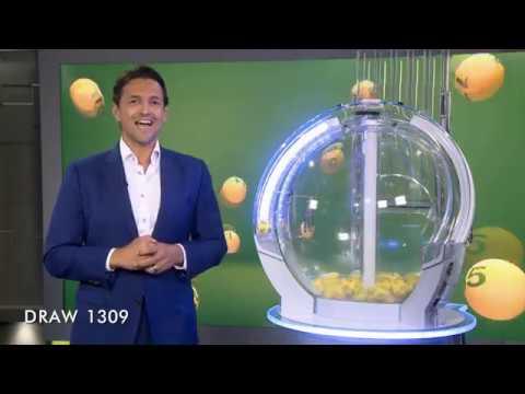 Oz Lotto Results Draw 1309 | 19 March 2019 | the Lott