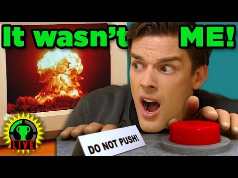 What's the WORST that Could Happen?! - Please Don't Touch Anything (Part 1 of 2)