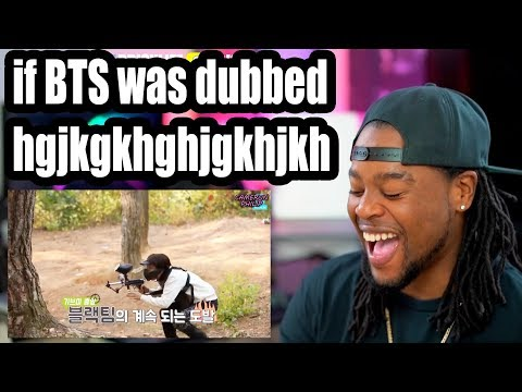 If Run BTS Was Dubbed #2   Reaction!!! (funny Af)