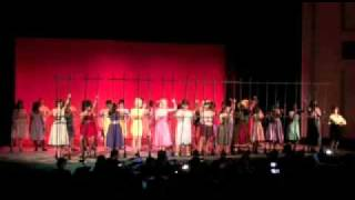 """big Doll House"" - Wellesley High School's Hairspray"
