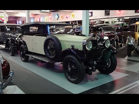 1926 Hispano-Suiza H6B at the Klairmont Kollections on My Car Story with Lou Costabile