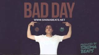 Bad Day (Dark and Melodic Hip Hop / East Coast Rap Instrumental) Sinima Beats