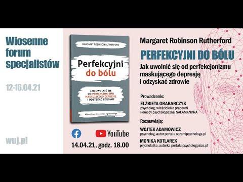 """Rozmowa LIVE o książce """"Perfekcyjni do bólu"""" o perfekcyjnie ukrytej depresji"""